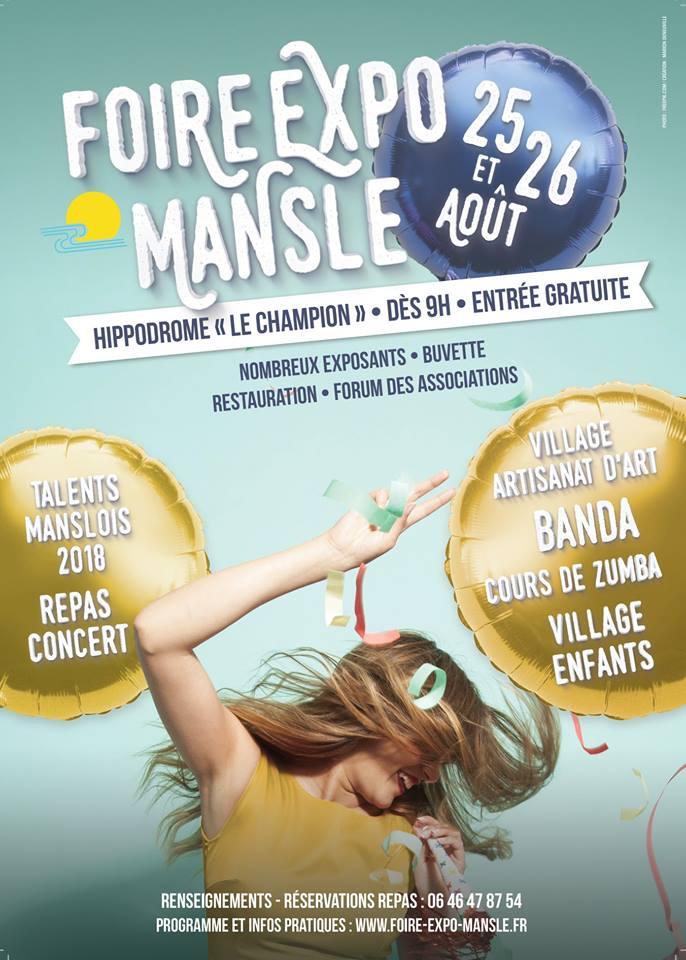 Foire exposition de Mansle Charente