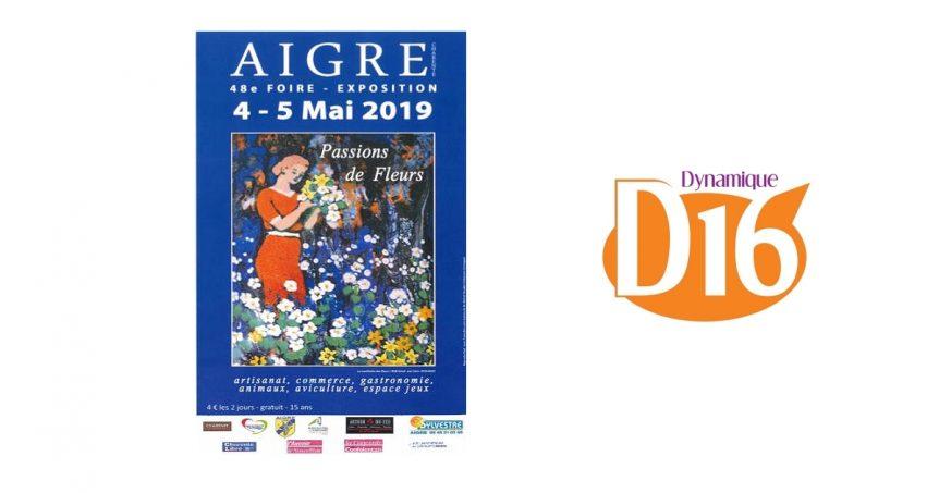 Foire d'Aigre en Charente