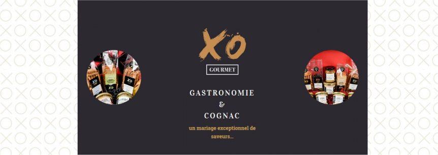 Xo Gourmet saveurs au cognac